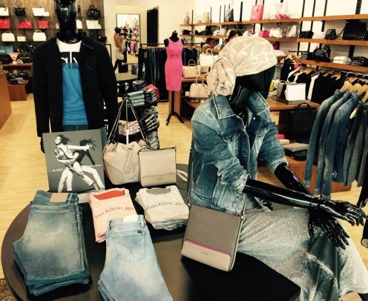 Kolekce Calvin Klein nově v obchodním centru Atrium Palác Pardubice