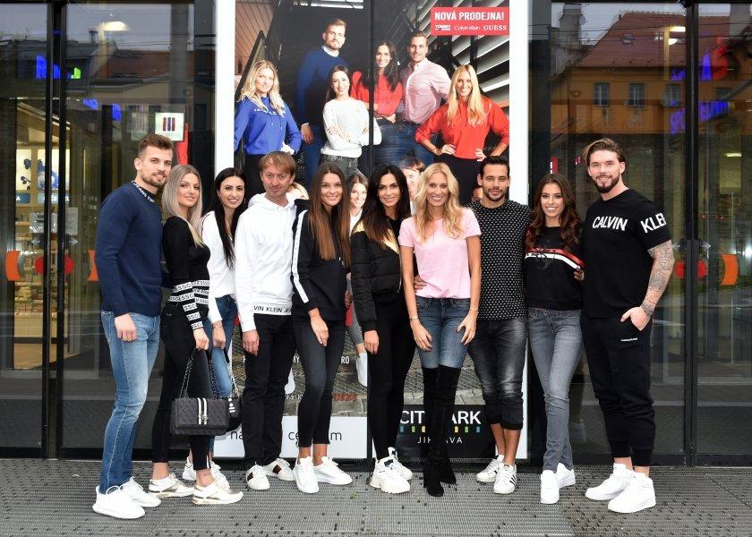 Celebrity představily novou kolekci na podzim/zimu 2019