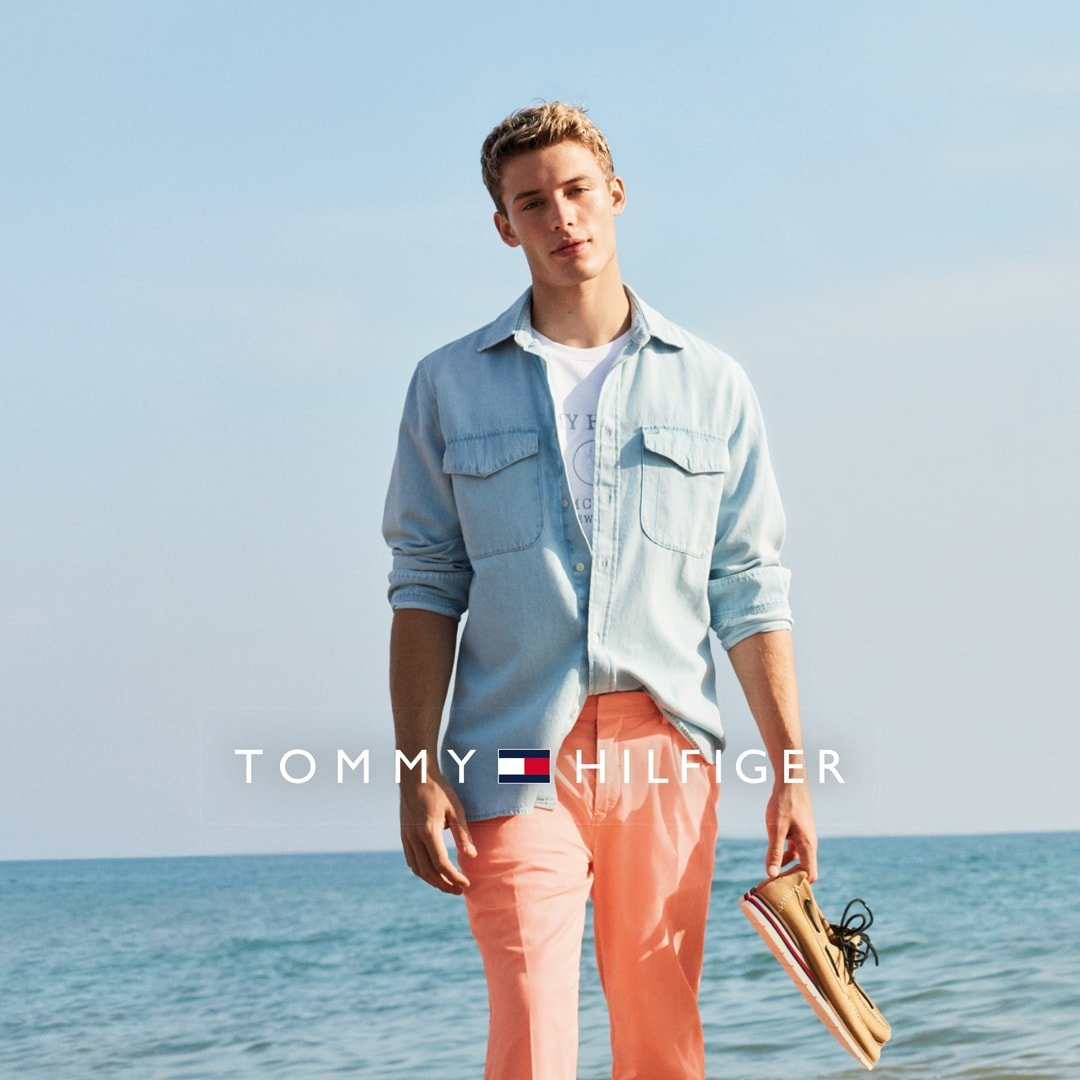 Tommy Hilfiger - nová kolekce