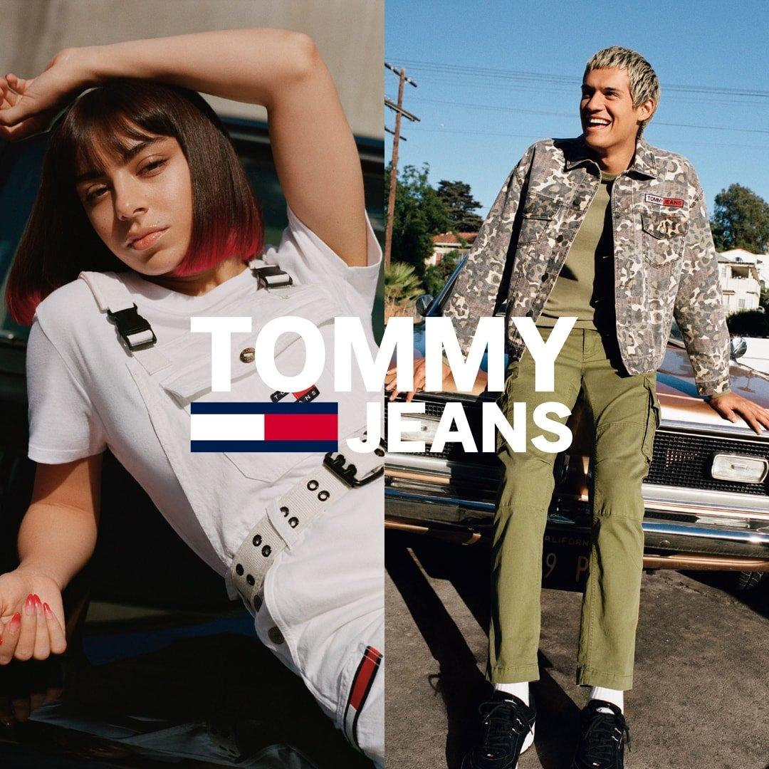 Tommy Jeans - nová kolekce