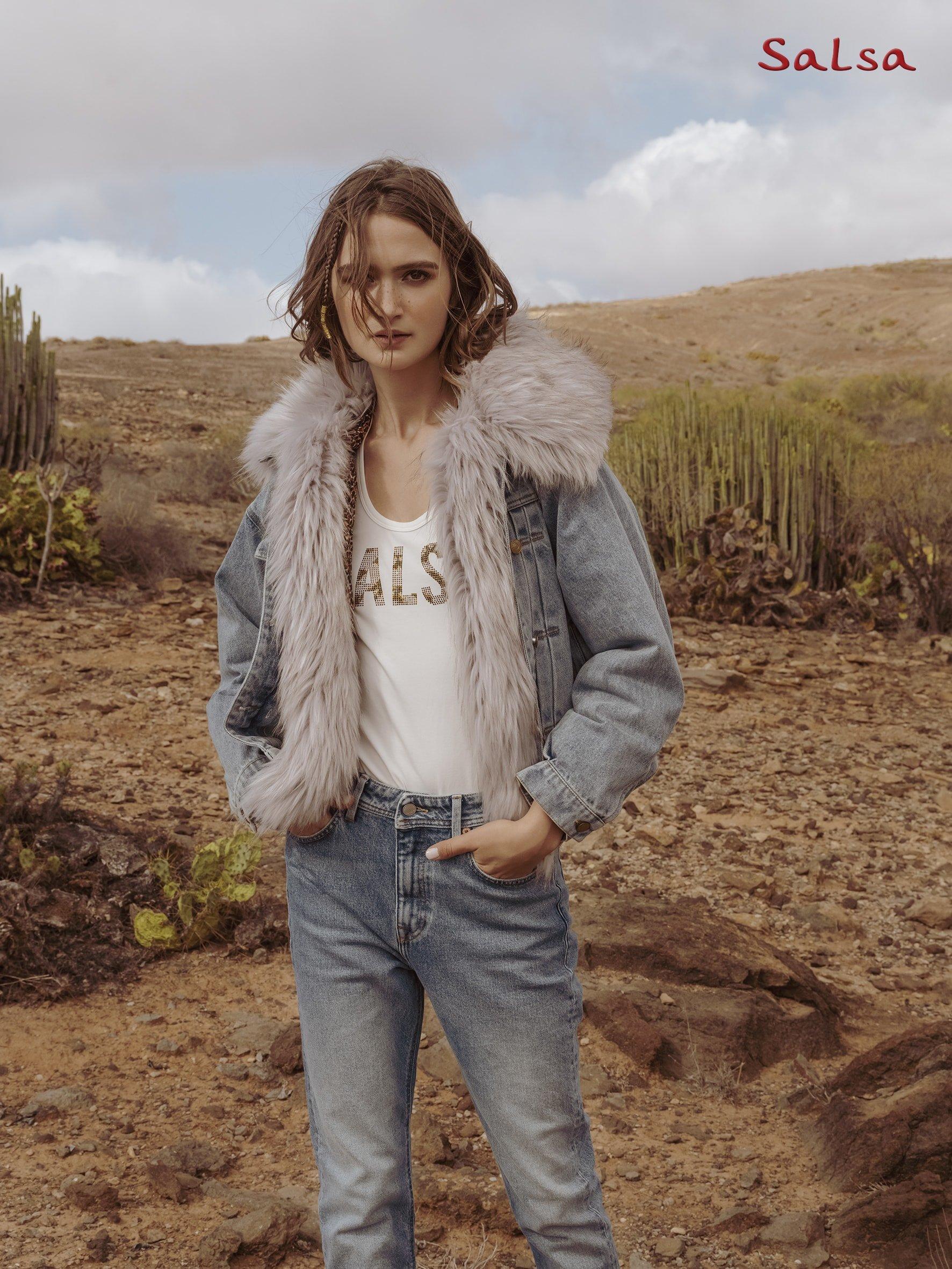 Pepe Jeans - nová kolekce Salsa